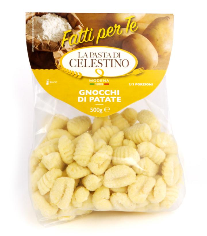 La Pasta di Celestino Gnocchi di patate
