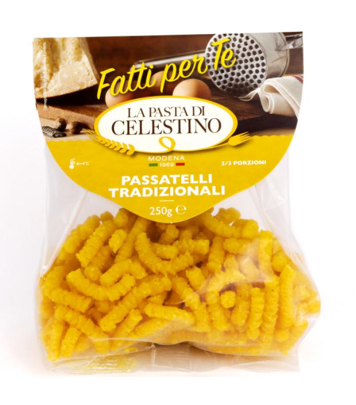 La Pasta di Celestino Passatelli