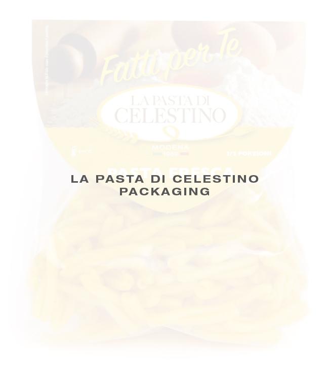 La Pasta di Celestino Packaging